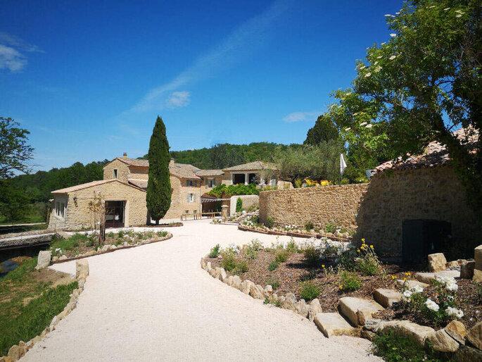 Domaine de Valbonne - Lieu de réception de mariage - Gard