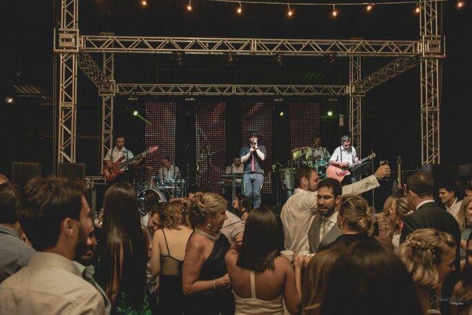 Banda para casamento em Belo Horizonte