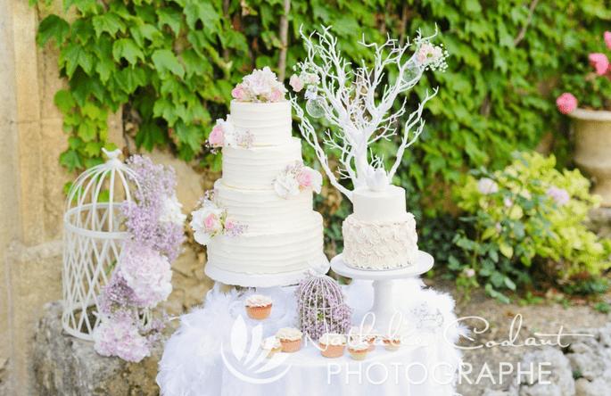 Clara Jung Wedding Cake Designer - Nathalie Codant Photographe