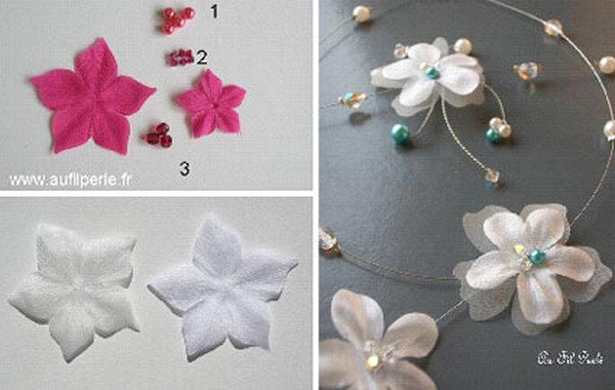 Choisir votre collier de mariée selon le décolleté de votre robe