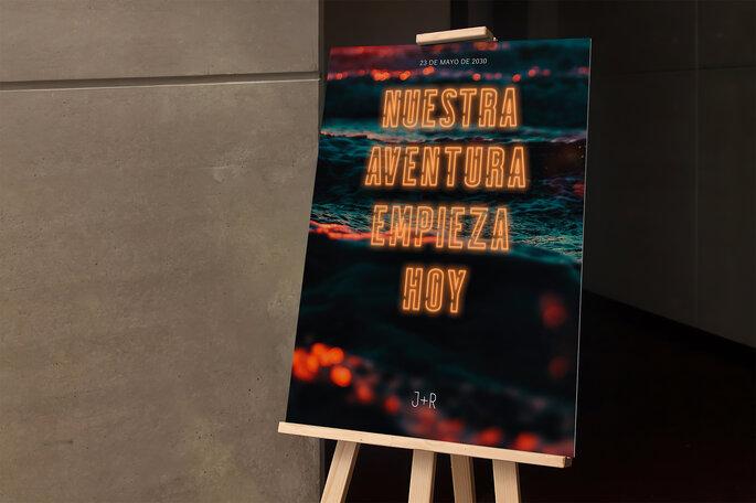 Fiore di Olivo, Invitaciones de boda A Coruña