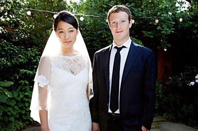 Hochzeit von Mark Zuckerberg - © https://www.facebook.com/photo.php?fbid=10100387990311101&set=p.10100387990311101&type=1&theater