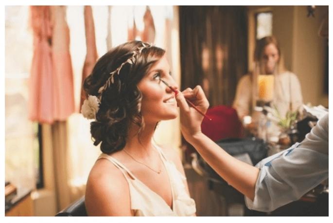 8 claves para lucir más joven con tu maquillaje de novia - Foto Eden Day Photography