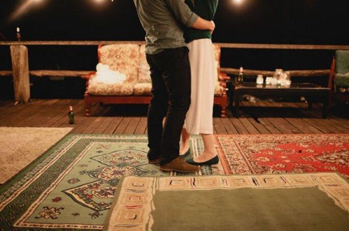 Zapatos bajos para tu boda - Green Wedding Shoes