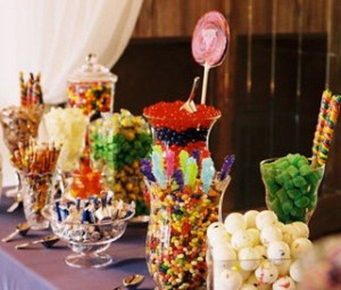 Candy bar Jennifer Carroll Eventos ( www.jennifercarrollevents.com ) Foto de Jen Fariello ( www.jenfariello.com )