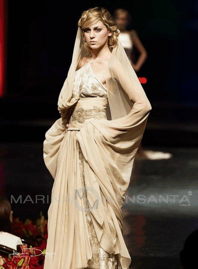 Modello Koinur di Marina Mansanta. Courtesy: Ufficio Stampa marinamansanta.com