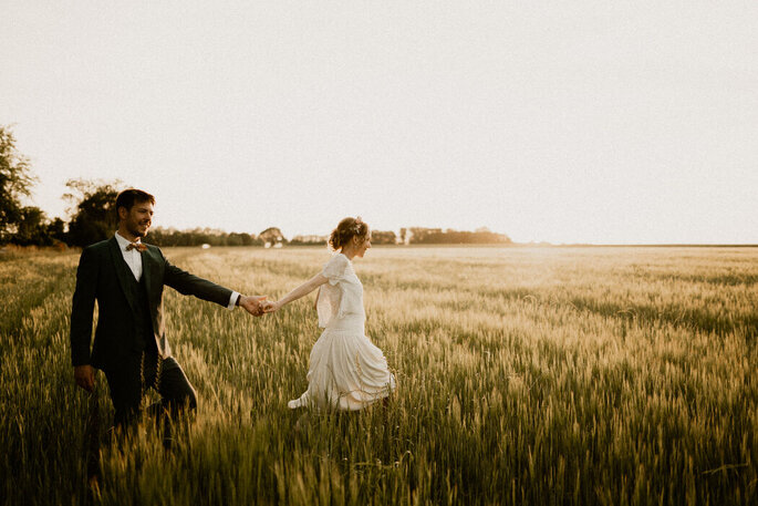 Fanny.P Photographie - Photographie de mariage - Vienne