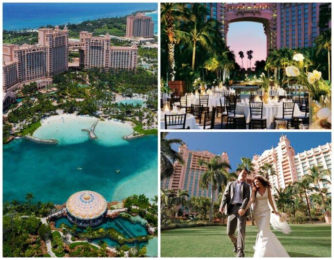 Atlantis Resort, Bahamas.