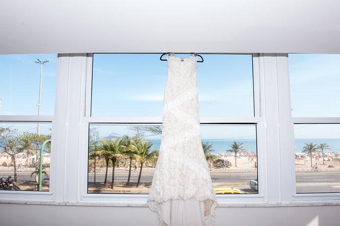 Vestido la novia