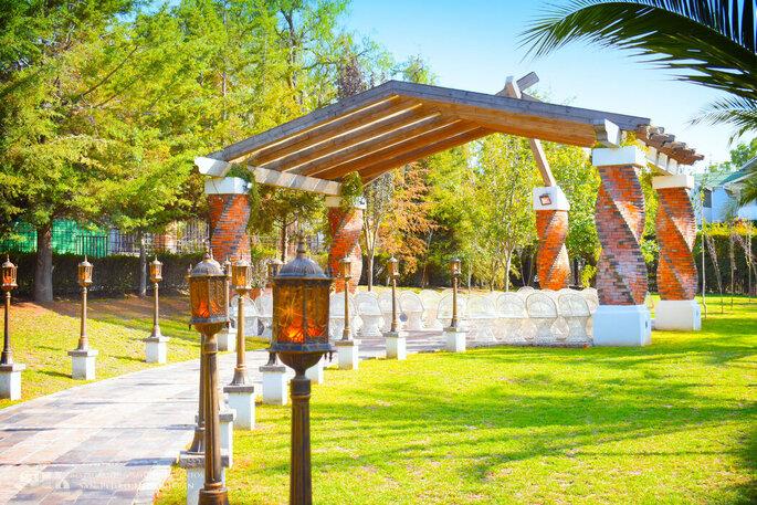 Salón y Jardín San Pedro Huaquilpan lugar de celebración Zapotlán de Juárez