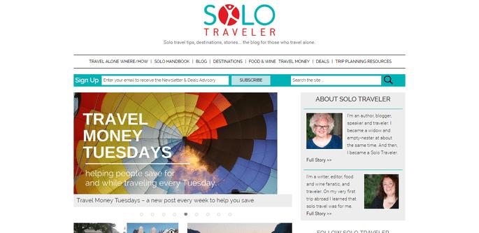 Solo Travel Society
