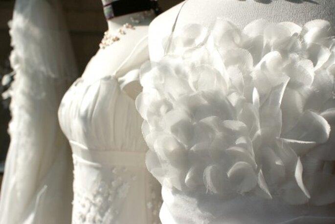 Robes de mariée sur mesure Aurélie Cherell