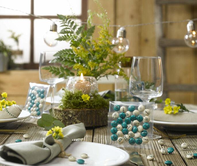 My M&M's® - Cadeaux invités de mariage