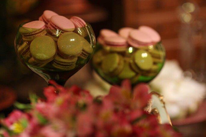 Fusão da gastronomia e decoração