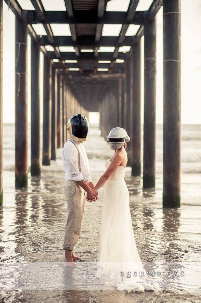 Las 10 fotos que no deben faltar en tu álbum de bodas - Foto Agencia FVS