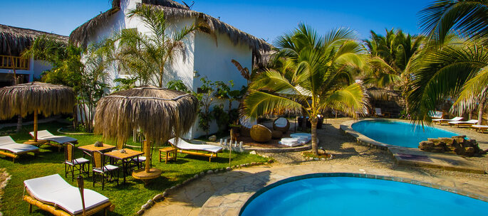 Casa Mediterránea Eco Lodge & Restaurant