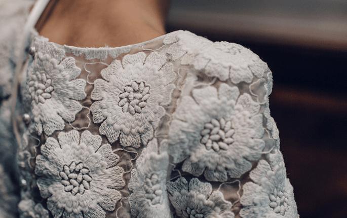 Фото и платье: Laure de Sagazan