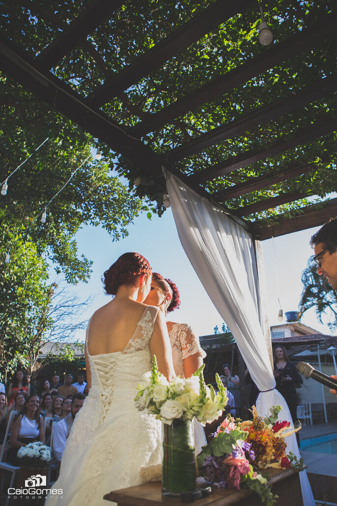 Beijo noivas