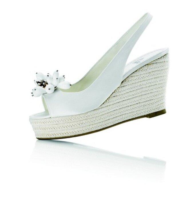 73c7748d9fba Scarpe da sposa comode  provate con i sandali