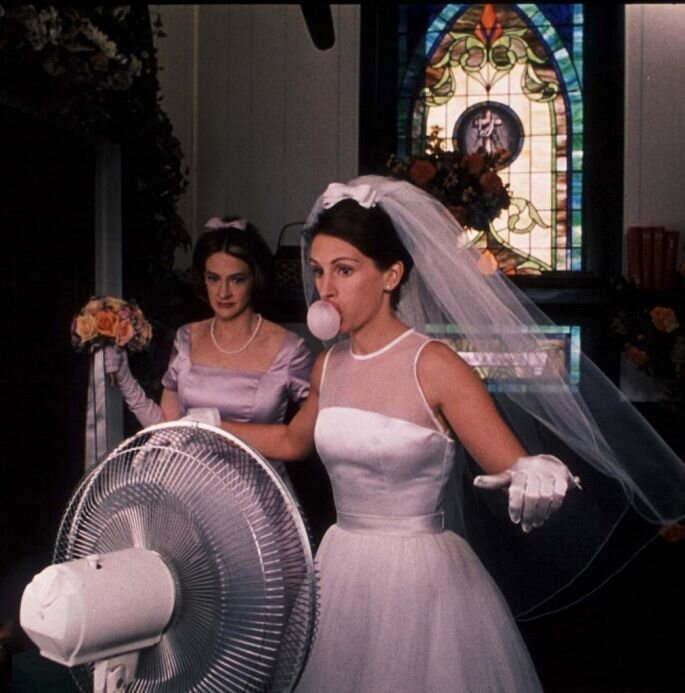Photo : Just Married (ou presque)