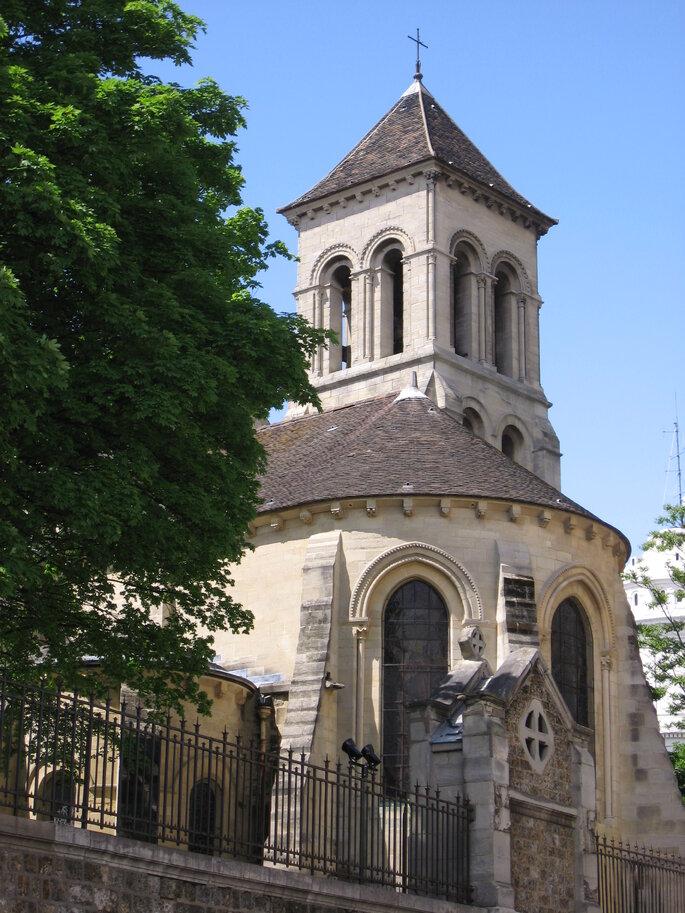 Eglise Saint-Pierre-de-Montmartre