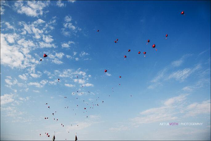 Die Insel Sylt gehört zu den beliebtesten Orten um eine maritime Hochzeit zu feiern – Foto: Artur Voth