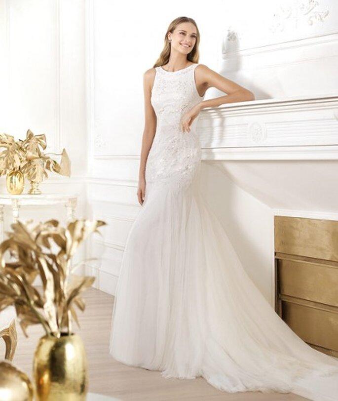 Suknia ślubna dla panny młodej po trzydziestce