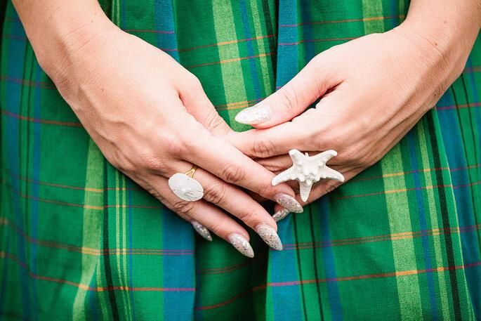 Tendencias en manicura para novias: ¡descubre qué se lleva para tus ...