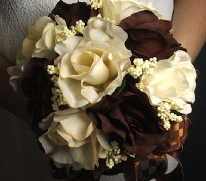 Hochzeitsdeko in braun traditionell und modern zugleich for Hochzeitsdeko braun