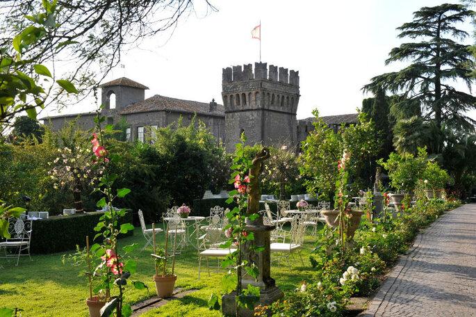 Castello di Torcrescenza ❘ Italy