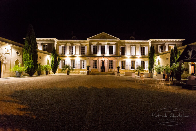 Photo : Château Peyronnet