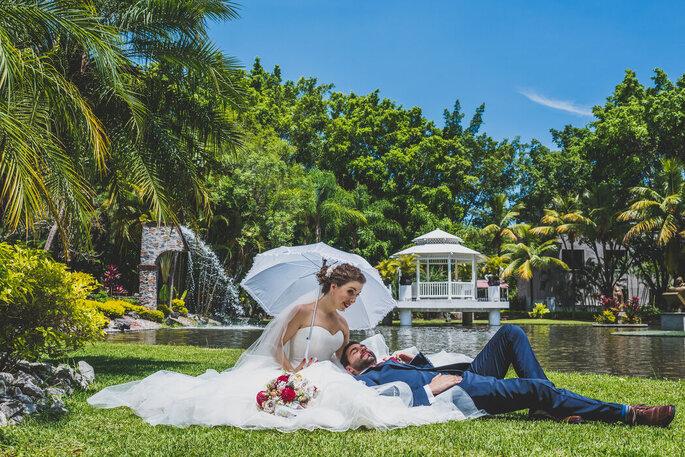 RADISSON Hotel Quinta Rubelinas jardines para bodas Tezoyuca