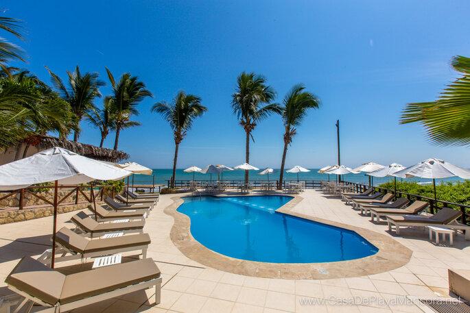 Casa de Playa Las Pocitas