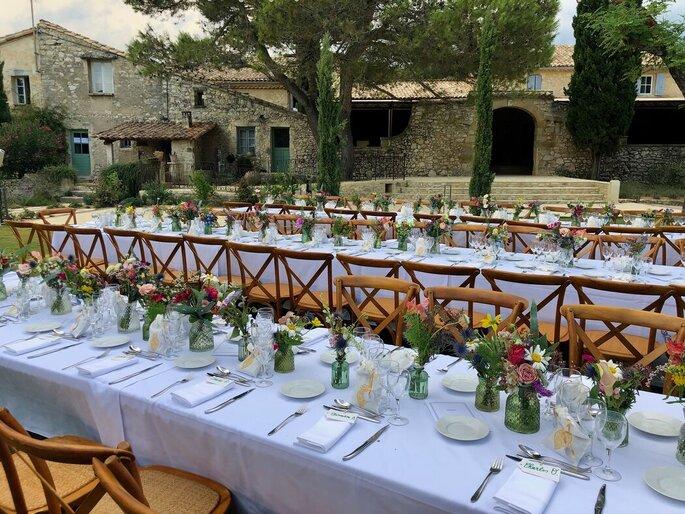 Domaine le Grand Belly - Lieu de Réception de Mariage - Gard (30)