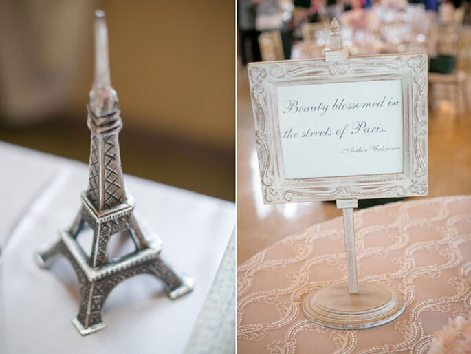 Despedida de soltera inspirada en el encanto de París - Foto Elizabeth Kaye