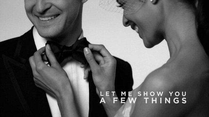 Inspírate en Justin Timberlake para tu estilo de novio el día de tu boda - Foto Justin Timberlake YouTube