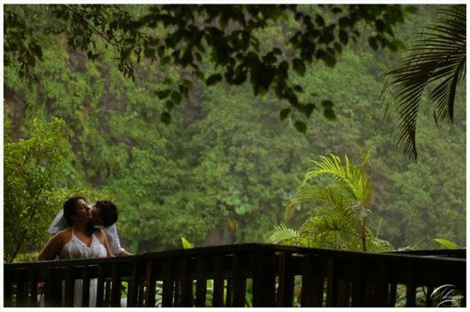 Fotos de preboda rodeados de naturaleza - Foto Emmanuel Aquino