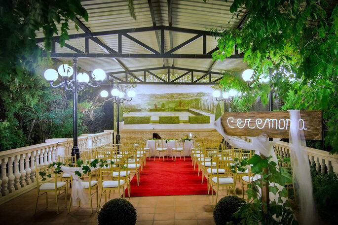Los 8 mejores lugares para una boda rustic chic en madrid - Sitios para bodas en madrid ...
