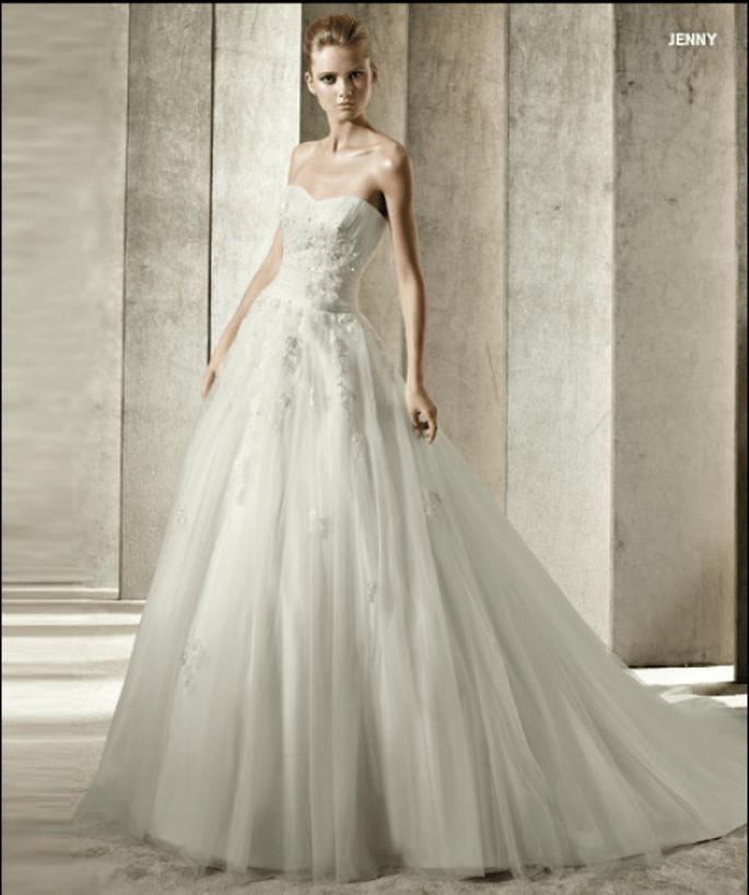 Vestido de novia Jenny, Pronovias
