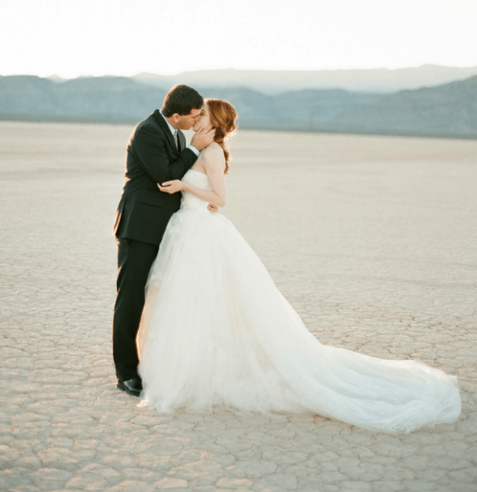 Real Wedding - Una boda inspirada en la magia de Las Vegas - Foto KT Merry Photography