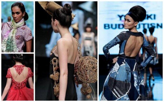 Jakarta Fashion Week 2012. Foto de Image.net.