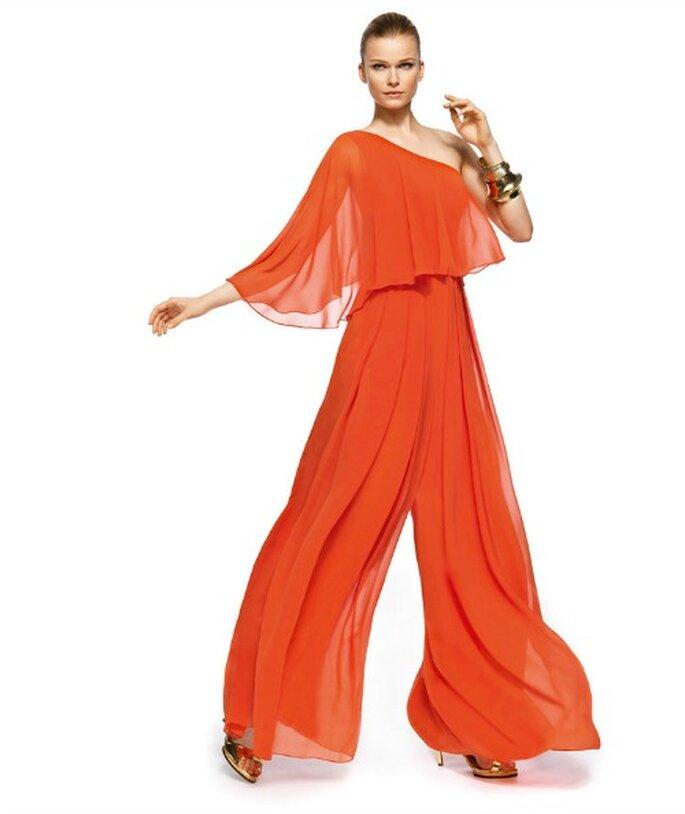 trends f r hochzeitsg ste outfits mit hosen kleider f r besondere al sse ballkleid. Black Bedroom Furniture Sets. Home Design Ideas