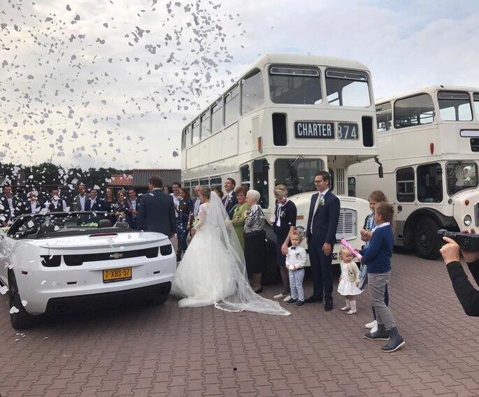 Foto: Trouwvervoer.nl