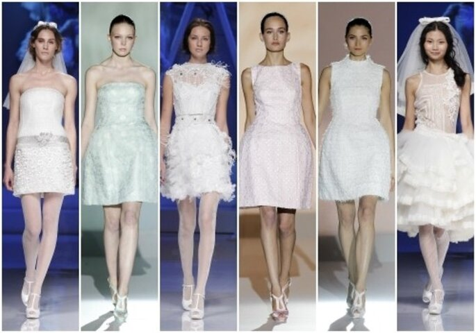 Fotos: IFEMA y Barcelona Bridal Week