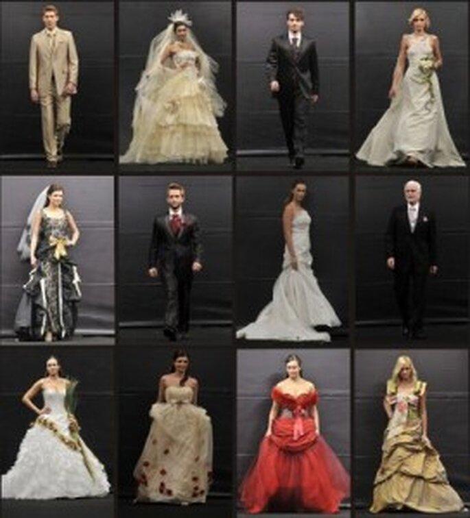Vestidos de Noiva na Exponoivos