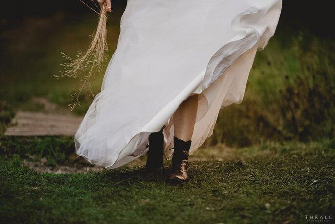 Como escolher o sapato de noiva do seu casamento