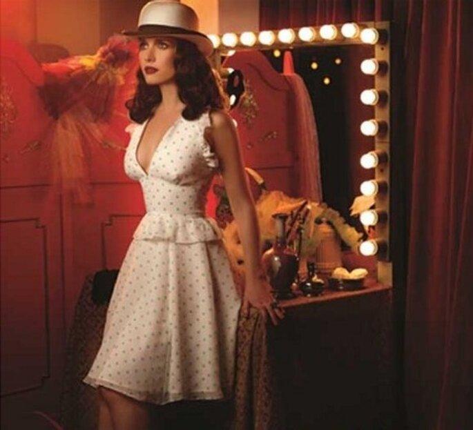 Para tu vestido de civil, Colección Las Oreiro Primavera Verano 2012 - Circo