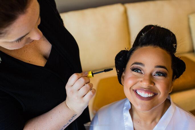 Cabelo e maquiagem: Sandra Costa - Fotografia: Paulo Cézar Jr. Fotografia