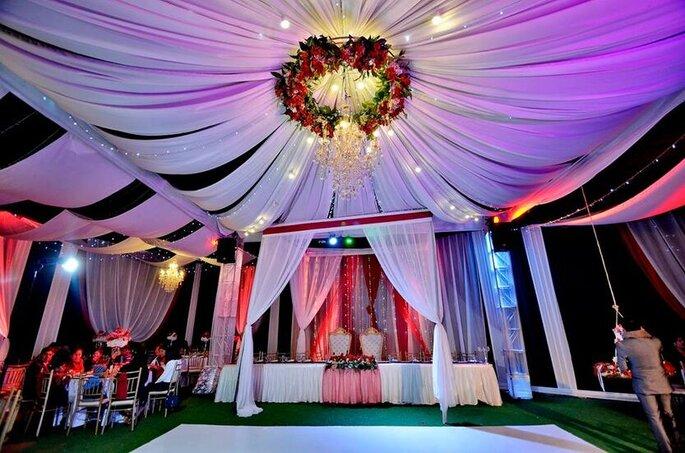 Gala Bodas & Eventos Catering wedding planner Cusco