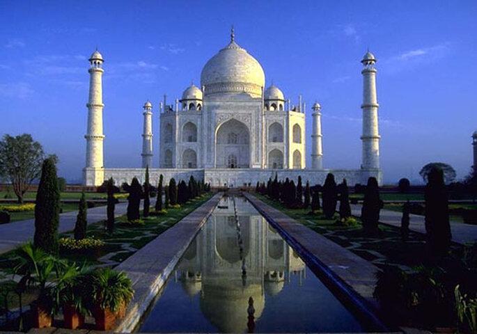 ¡Dejáos conquistar por la belleza del Taj Mahal!